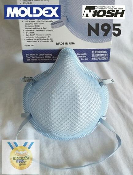 Mascarilla N95 Respirador Reutilizable Cubre Boca Calidad A1