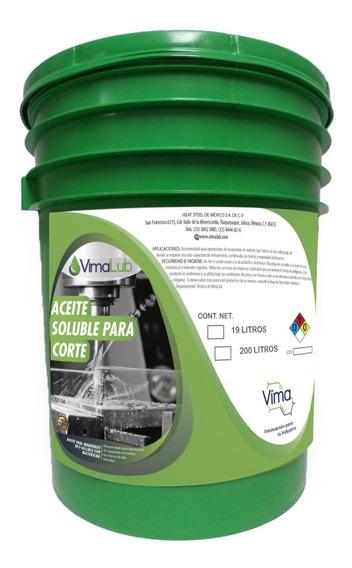 Aceite Soluble Para Corte Con Bactericida Cubeta De 19 Lt