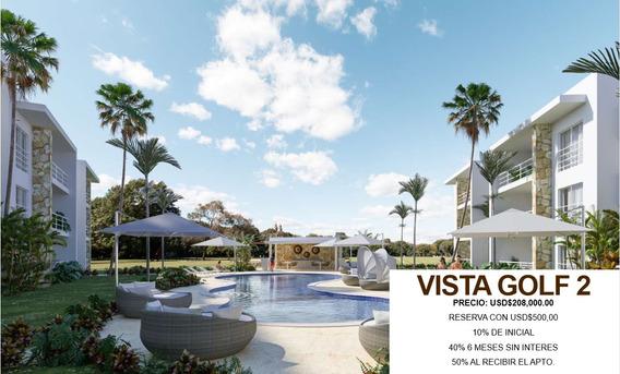 Apartamentos En Vista Golf Ii En Playa Nueva Romana