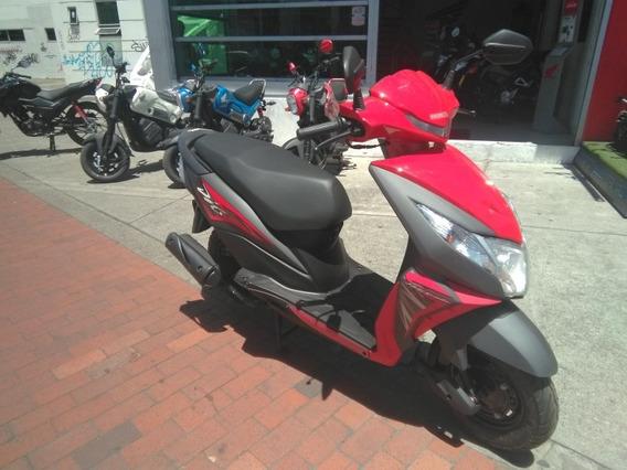 Honda Dio 110 Dlx 2020