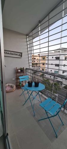 Venta De Apartamento Con Azotea Exclusiva!!