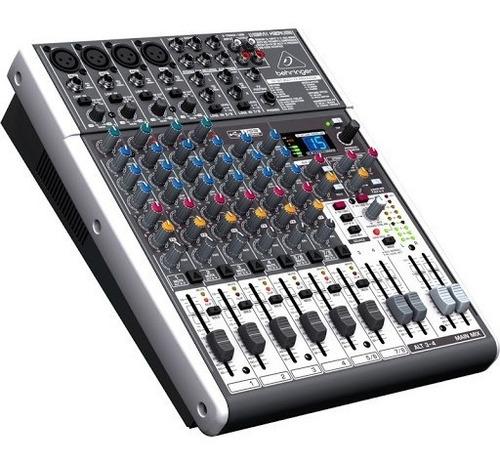 Behringer Xenyx X1204-usb Consola Mixer Multi Fx En Oferta