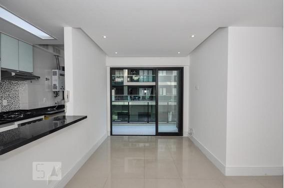 Apartamento No 1º Andar Com 2 Dormitórios E 1 Garagem - Id: 892963411 - 263411
