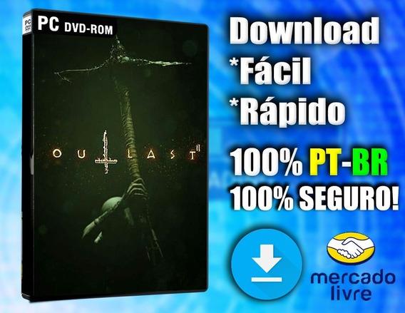 Outlast 2 - Pc - Completo Em Português! Midia Digital!