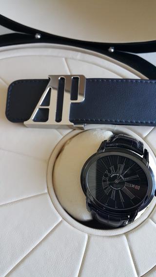 Audemars Piguet Millenary Y Cinturon De Colección