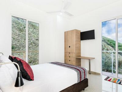 Alquiler De Apartamento Vista Al Mar En Santa Marta