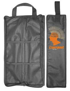 Bag Compacto Para Baquetas Preto Liverpool Bag Com01