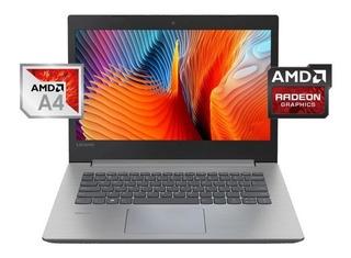 Laptop Lenovo 330-14ast Amd A4-9125 500gb Dd 4gb Ram