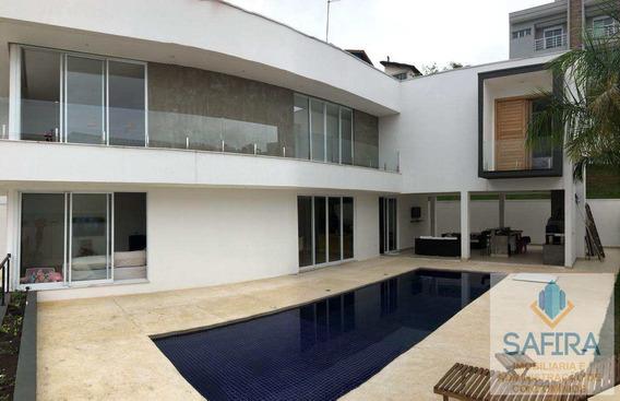 Sobrado De Condomínio Com 3 Dorms, Jardim Imperial Hills Iii, Arujá - R$ 1.800.000,00, 354m² - Codigo: 686 - V686
