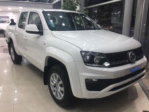 Volkswagen Amarok 2.0 180cv Comfortline 4x2 Mt 2021 Blc Vw