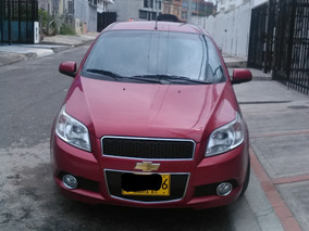 Chevrolet Aveo Gt Emotion F.e