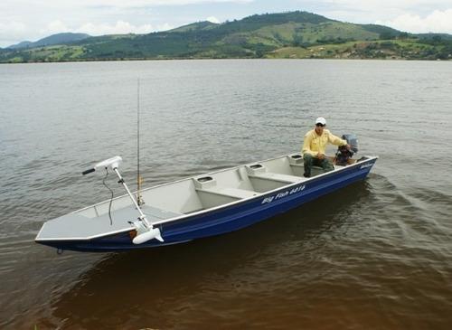 Barco Metalglass Big Fish 6016