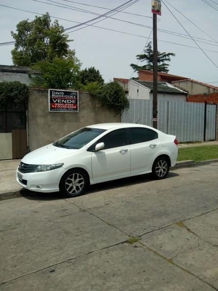 Honda City 1.5 Ex-l Mt 120cv 2011