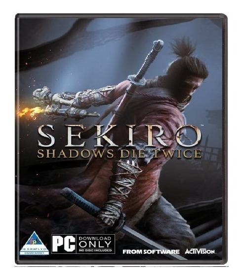 Sekiro: Shadows Die Twice + 2 Jogo Frete Gratis Pc-dvd