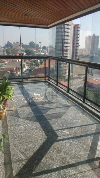 Apartamento Com 3 Dormitórios Para Alugar, 65 M² Por R$ 5.000/mês - Jardim - Santo André/sp - Ap9313
