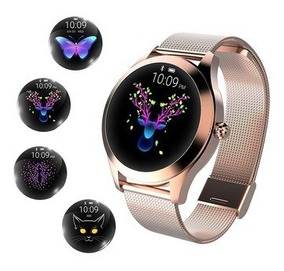 Reloj Inteligente Mujer Kw10 Smartwatch Women Pulsera