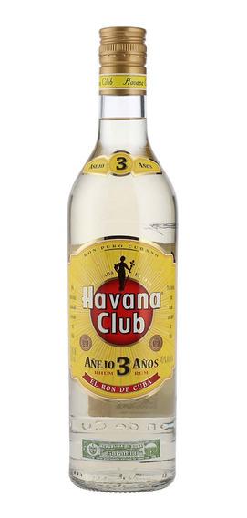 Ron Havana Club Añejo 3 Años 700 Ml
