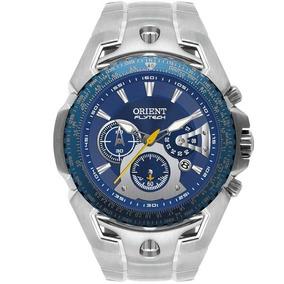 Relógio Orient Masculino Flytech Original Nota Mbttc006d1sx