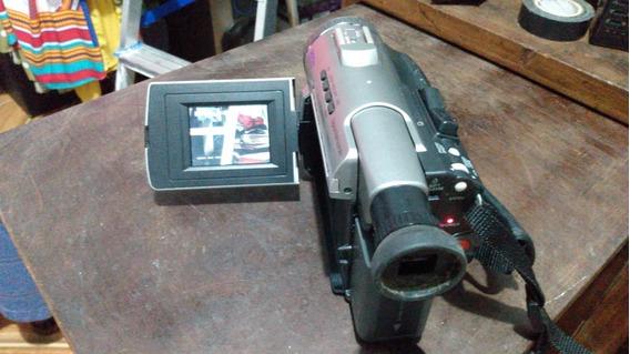 Filmadora Vhs Panasonic Pv 200 D (funcionamento Perfeito)