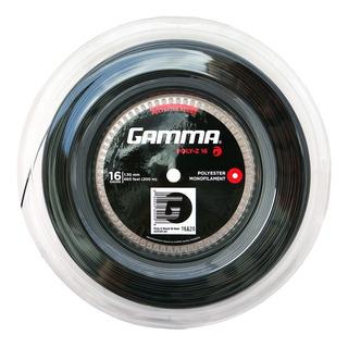 Rolo De Corda Gamma Poly Z 16 - 1.30mm - 200m - Preta