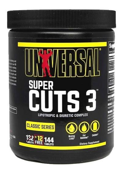 Adelgazante Y Quemador De Grasas Super Cuts 3 Universal