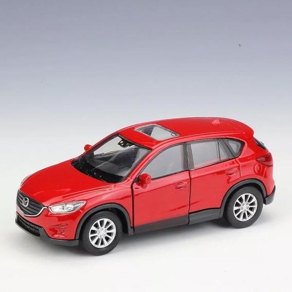 Welly Mazda Cx-5 Esc 1.36 A Fricción Metal 11cm Palermo