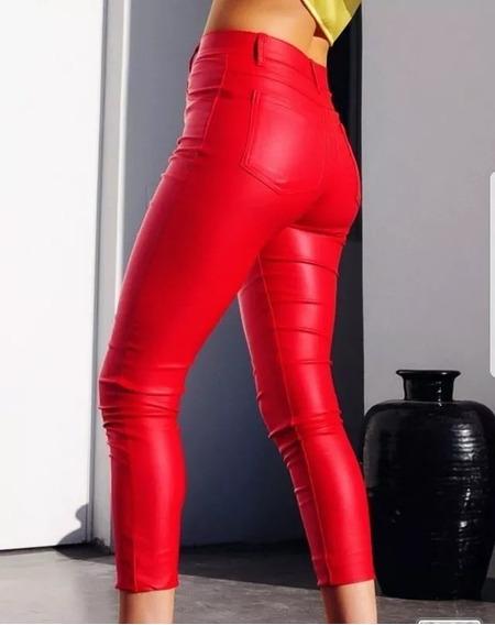 Pantalon Mujer Jean Bengalina Engomado Otoño Invierno 2020