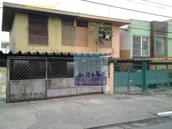 Sobrado Com 2 Dormitórios À Venda, 145 M² Por R$ 550.000 - Planalto Paulista - São Paulo/sp - So0040