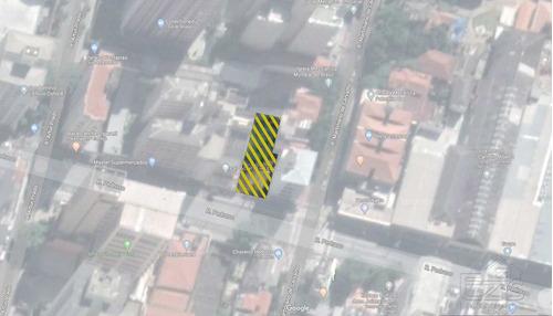 Terreno, Bela Vista, São Paulo - R$ 2.5 Mi, Cod: 5352 - A5352