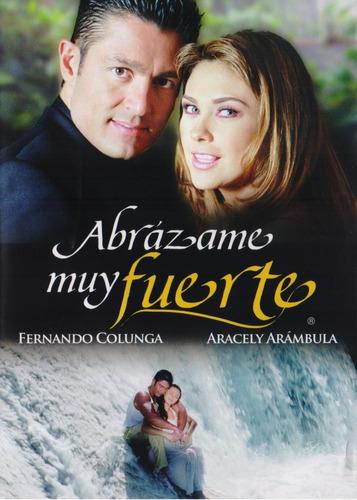 Abrazame Muy Fuerte Aracely Arambula Telenovela Dvd