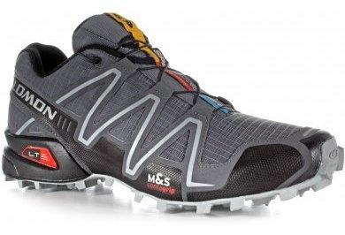 Zapatillas P/hombre Salomon Speedcross 3 Color Gris Outlet!