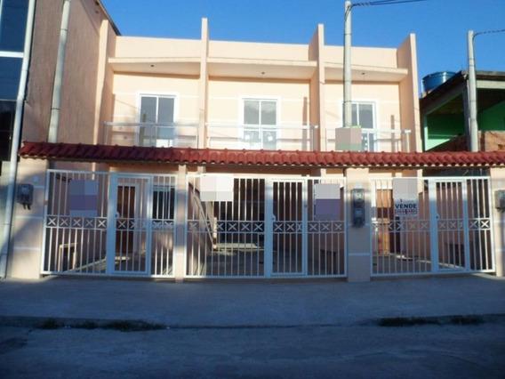 Jardim Da Viga/nova Iguaçu. Duplex Independente 3 Quartos(1 Suíte), 3 Banheiros E Garagem. - Ca00482 - 32690589