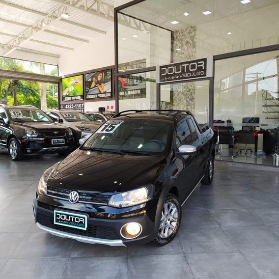 Volkswagen Saveiro 1.6 Cross Ce 2p Manual 2015 / Saveiro 15