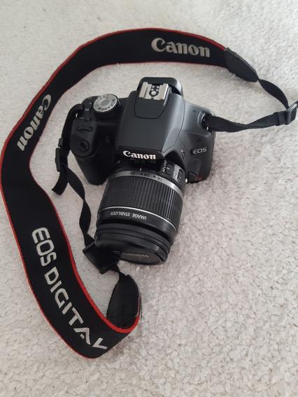 Câmera Fotográfica Canon Eos Rebel T1i