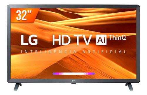 Smart Tv Led 32 Hd LG 32lm 621 Pro 3 Hdmi 2 Usb Thinq Al