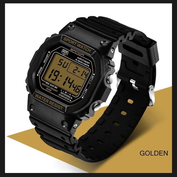 Relógio Masculino Esportivo S-shock Original A Prova D