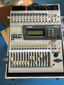 Mesa Yamaha 01v 32 Canais Expandida + Case C/garantia