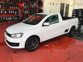 Volkswagen Saveiro 1.6 Starline Mt D/h Aire A/c Rin 17 Cd!!