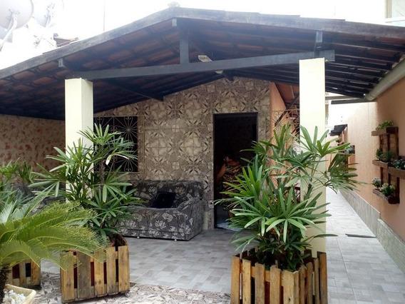 Casa No Bairro São Bento - Garagem, 3 Quartos, Quintal