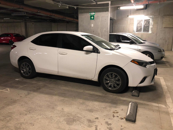 Toyota Corolla 1.8 Base Mt 2015