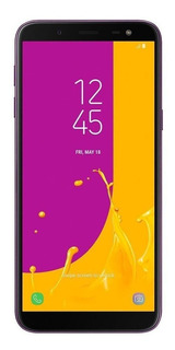 Samsung Galaxy J6 Dual SIM 32 GB Púrpura 3 GB RAM