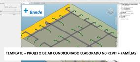Template Ar-condicionado - Revit (profissional)