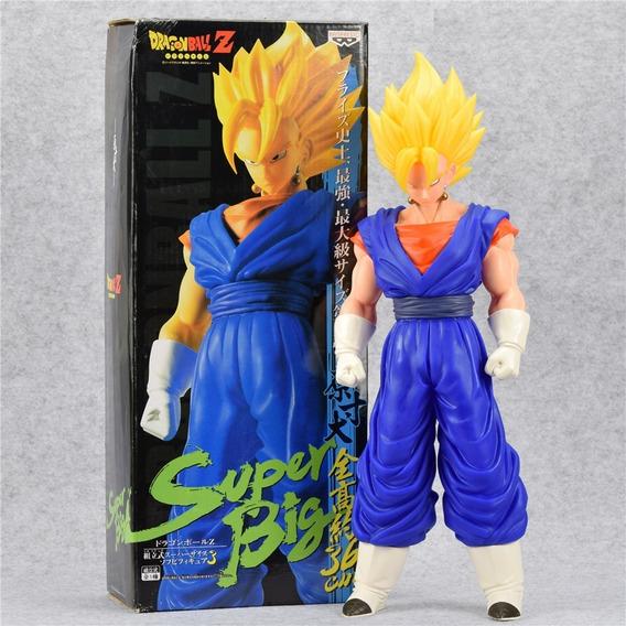 Dragon Ball Z Vegito Ssj 50cm Figura Original Banpresto