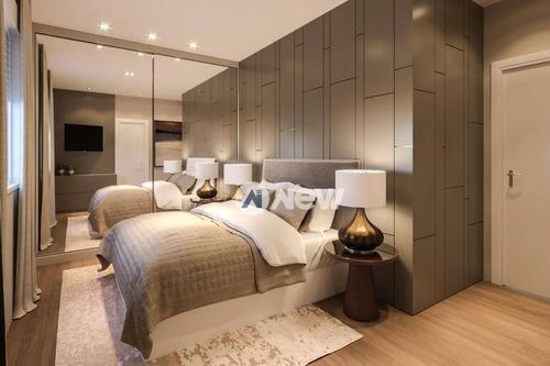 Apartamento À Venda, 55 M² Por R$ 289.986,03 - Centro - Novo Hamburgo/rs - Ap2612