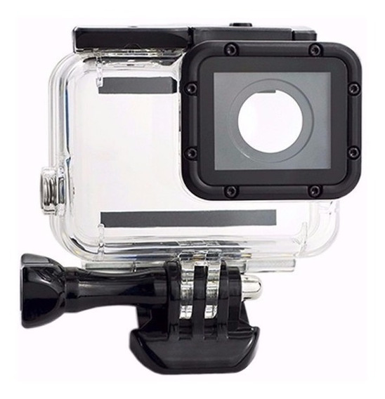 Caixa Estanque Case Gopro Hero 7 Black + Tampa Touch Screen