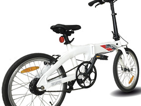 Bicicleta Electrica Plegable Aluminio Beta B52