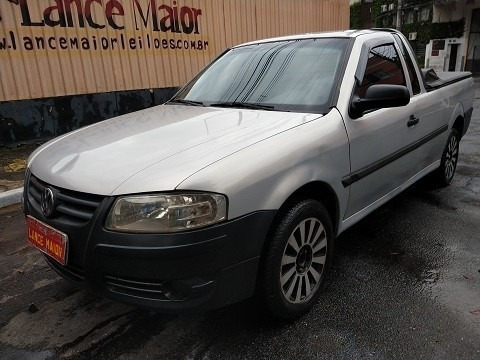Vw Saveiro 1.6 Flex 2008