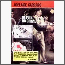 3 Livros Adelaide Carraro Depois Do Crime Asco Orgia Na Tv