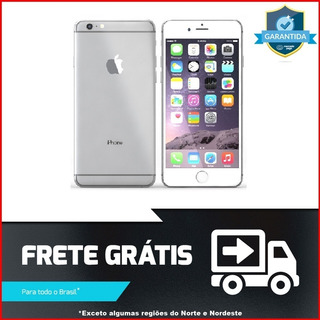 Smartphone Apple iPhone 6 Plus 16gb Tela 5.5 Desbloqueado