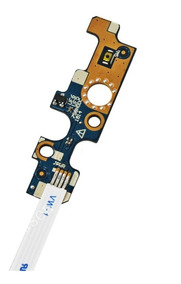 Power Button On Off Dell Insp 15 5000 5558 5551 Ls-b844p